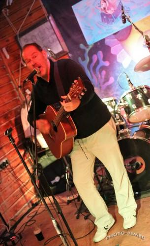 Andy white musician live band 2